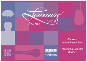 Catalogue Léonard maquillage et soin